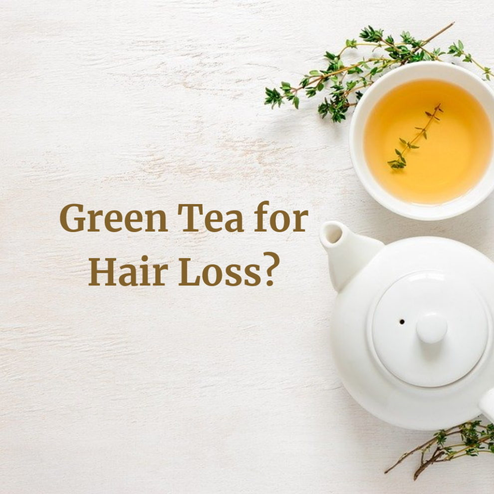 Green Tea for Hair Loss?